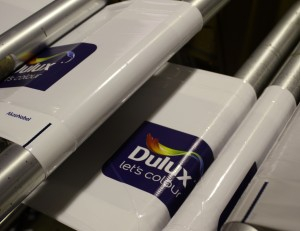Dulux machine 1