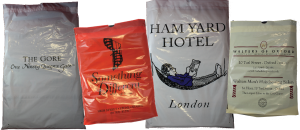 Drawstring Carrier Bags